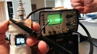 SX-350 - осциллограф