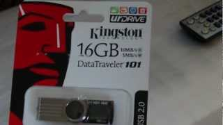 Kingston DT101 G2 16GB USB key - another piece is good