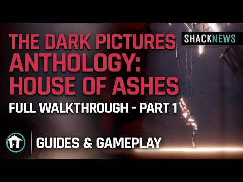 The Dark Pictures Anthology: House of Ashes - Full Walkthrough Part 1