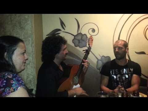 Sergio el duende ( y yo le canto al amor...)