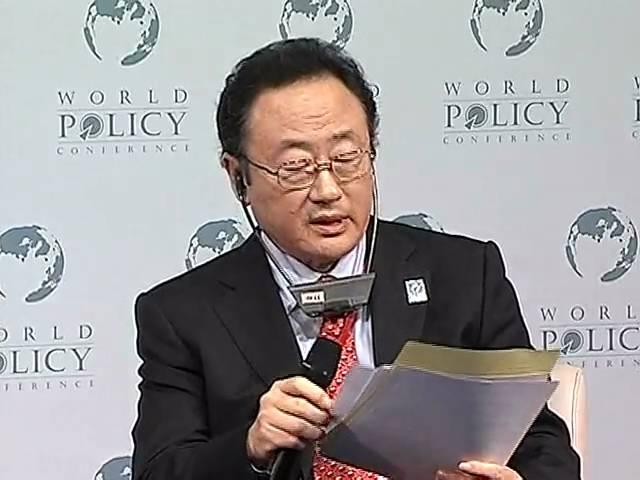 Sakong Il - Plenary Session Part 2