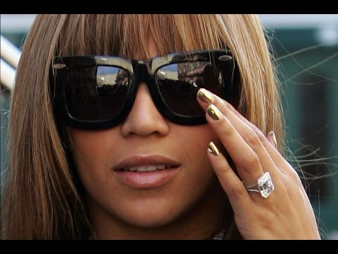 Top 10 Most Expensive Celebrity Engagement Rings Of All Time 2014
