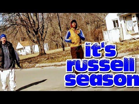 Russell season in full effect