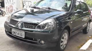 VENDIDO: Renault CLIO sedã Alizé 2006