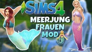 ENDLICH! Meerjungfrauen in Sims 4 - Mod Vorstellung | simfinity