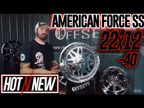 Hot n New Ep. 35: American Force SS Series 22x12 -40