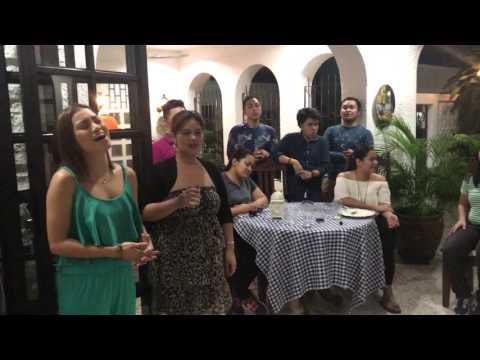 Bukas na lang kita mamahalin - Eumee with The Madrigal Singers