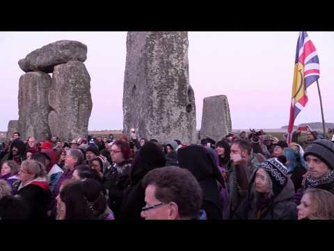 Stonehenge Spring Vernal Equinox 2015
