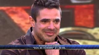 Showmatch 2012 - El elenco de Sos mi hombre visitó  Showmatch