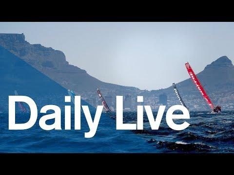 1300 UTC Daily Live – Monday 11 December   Volvo Ocean Race