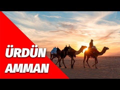 Arap Ülkelerini Geziyoruz: Ürdün'ün Başkenti Amman