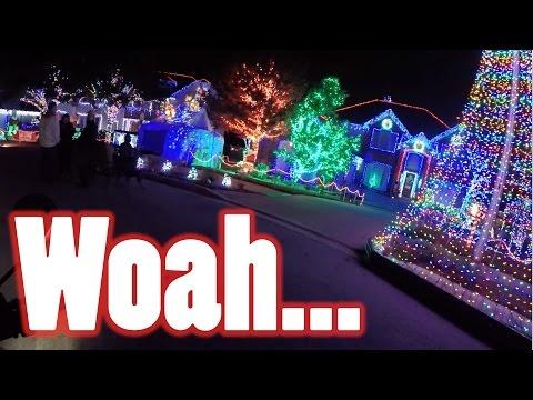 Best Christmas Light Setups - Cedar Park [Explore Austin]