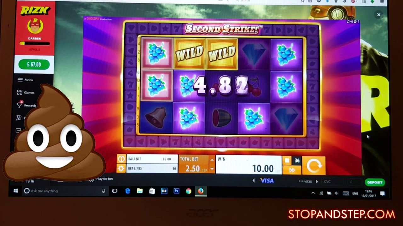 Super Strike No Download Slot Game