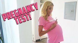 REBECCA IS PREGNANT FOR THE DAY! (DAY 205) CHALLENGE! Video