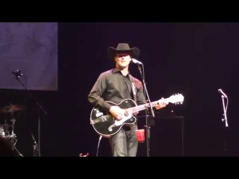 Albino Woman Performed By Corb Lund @ The Northern Jubilee Auditorium In Edmonton, Alberta