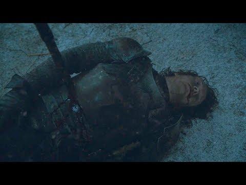 Игра Престолов 8 сезон - Смерть Теона