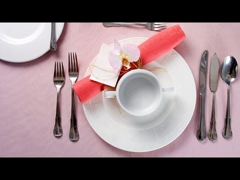 Ресторанный этикет. GuberniaTV