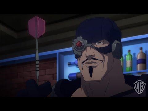 "Batman: Assault on Arkham - ""Darts"" Clip"
