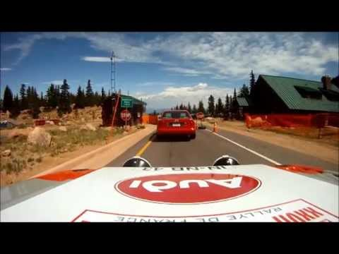 Pikes Peak race August 2012 - Audi Club of North America  ( Part 1 )