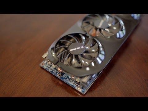 Hardware Pr0n: Gigabyte (AMD) R9 280X Windforce OC Edition Video Card!