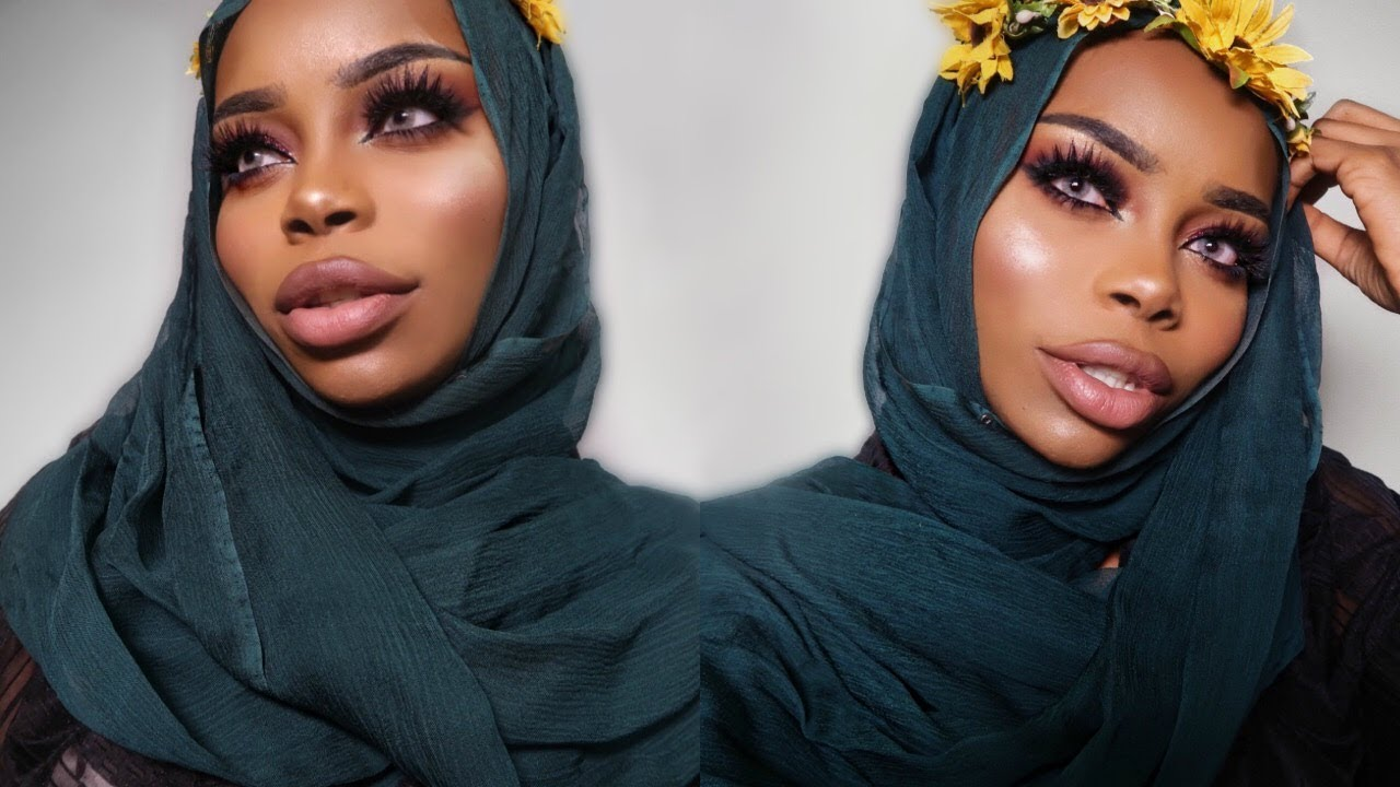 Arab Khaleeji Inspired Makeup Tutorial