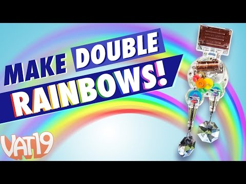 Double Rainbow Maker All The Way