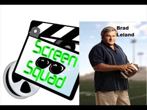 Screen Squad Podcast  With Brad Leland