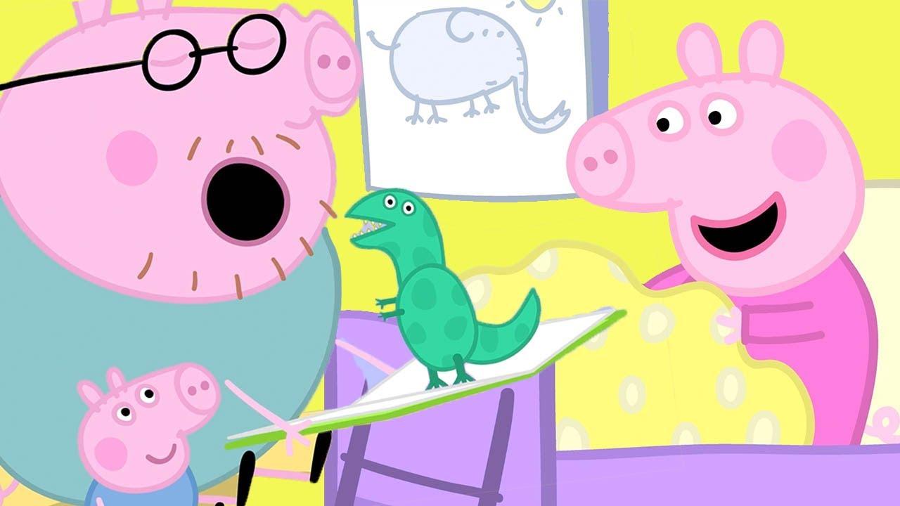 Peppa Pig en Español Episodios Completos | Especial de Lectura! | Pepa la cerdita