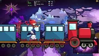 Pruinium Story Part 13 - Train Ride