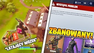 GLITCHE IN FORTNITE BY WHICH AT 99% YOU WILL GET A BAN! * PERMBAN THE ACCOUNT? *