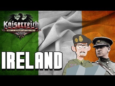 Hearts of Iron IV - Kaiserreich | Ireland | #1 [Michael Coll