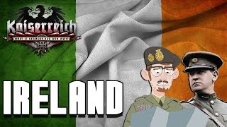 Hearts of Iron IV - Kaiserreich | Ireland | #1 [Michael Collins]
