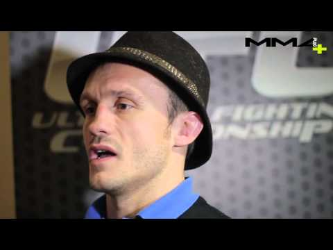 Brad Pickett Interview