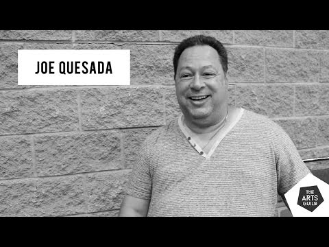 Interview with Joe Quesada (CCO at Marvel) - Fan Expo 2016