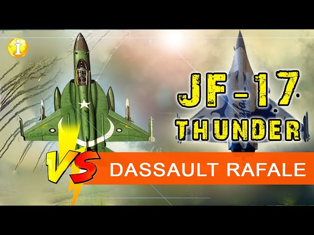 Rafale vs jf 17 block 3