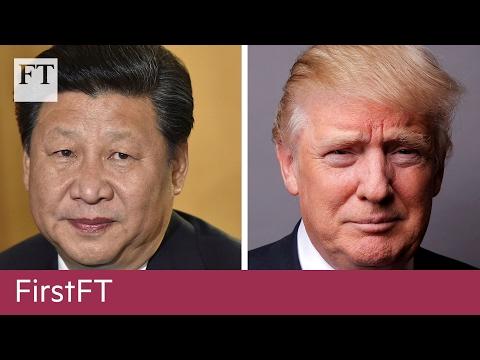 Trump-Xi call, Nigeria's Arik Air | FirstFT