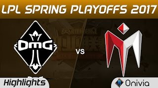 OMG vs IM Highlights Game 2 LPL Spring Playoffs 2017 OMG vs I May