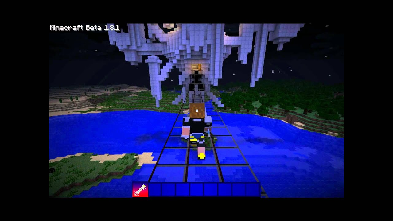 Minecraft Kingdom Hearts