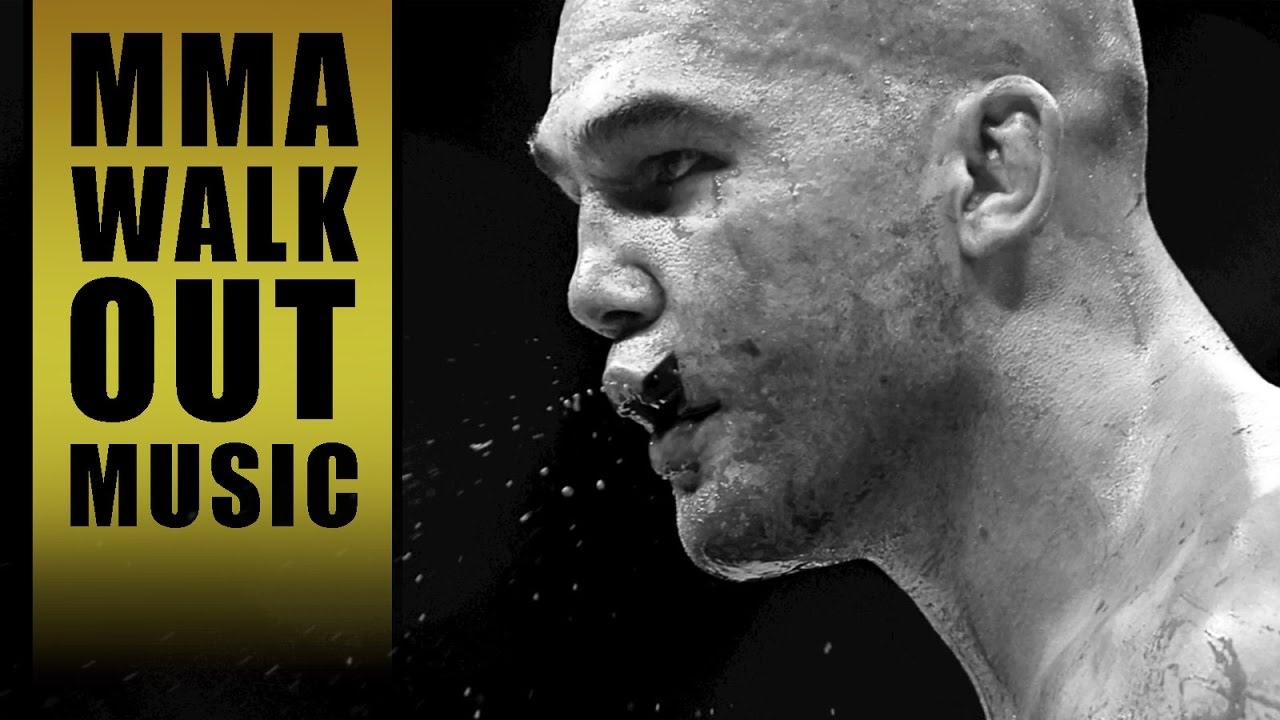 Best MMA Walkout Songs – It fits the character and it fits the