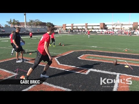 Gabe Brkic | #6 Ranked Kicker in America | Class of 2018