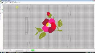 Cross Stitch 1 Auto Stitch.wmv