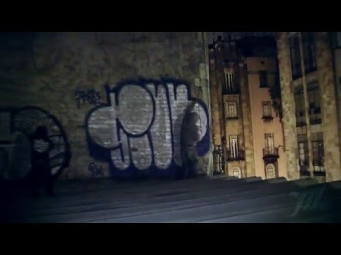 Wild Street 3 parte 3 I México Graffiti video.