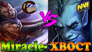 Dota 2 - Miracle- vs XBOCT - Natus Vincere vs Monkeys Business Game 2 - Frankfurt Major 2015