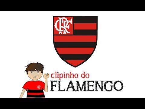 HINO OFICIAL DO FLAMENGO PARA CRIANÇAS (CLIPINHO DO FLAMENGO)