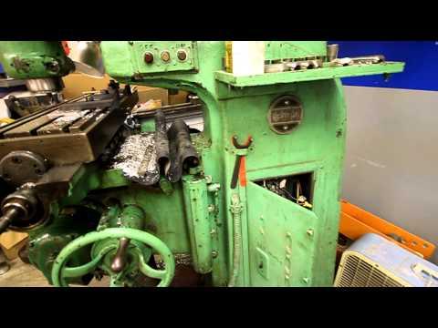 Gorton milling machine accessory options