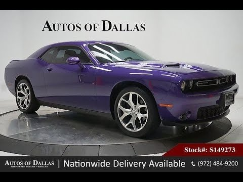 Used 2016 Challenger SXT at Autos of Dallas
