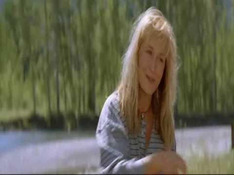Meryl Streep in The River Wild