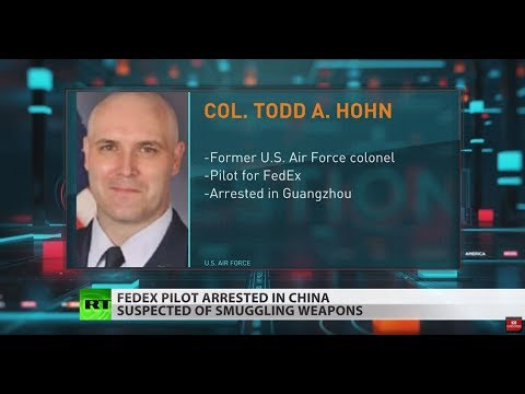 China detaining pilot is trade war proxy battle – Ben Swann
