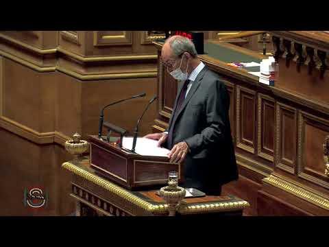 """Jean-Louis LAGOURGUE : PLF 2021 - Mission """"Administration générale et territoriale de l'État"""""""