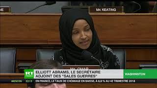 Washington nomme Elliott Abrams, l'«adjoint des sales guerres» envoyé spécial au Venezuela